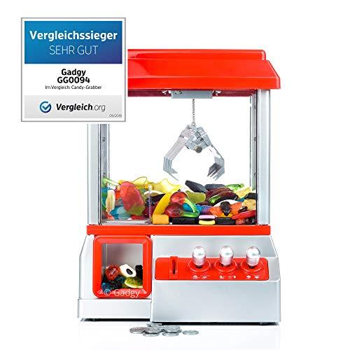 Gadgy Candy Grabber | Süßigkeiten Automat für Zuhause