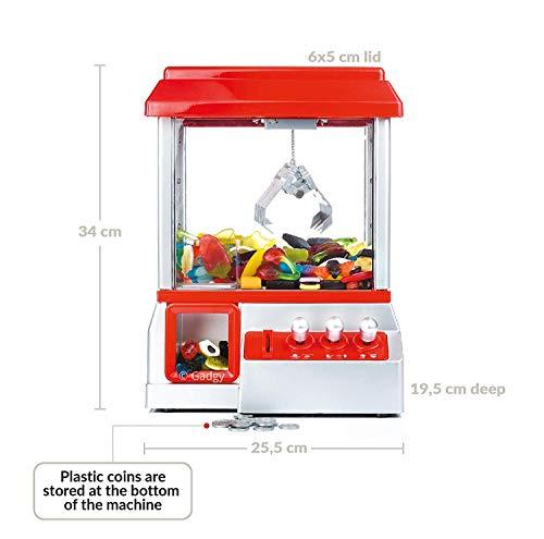 Gadgy Candy Grabber   Süßigkeiten Automat für Zuhause