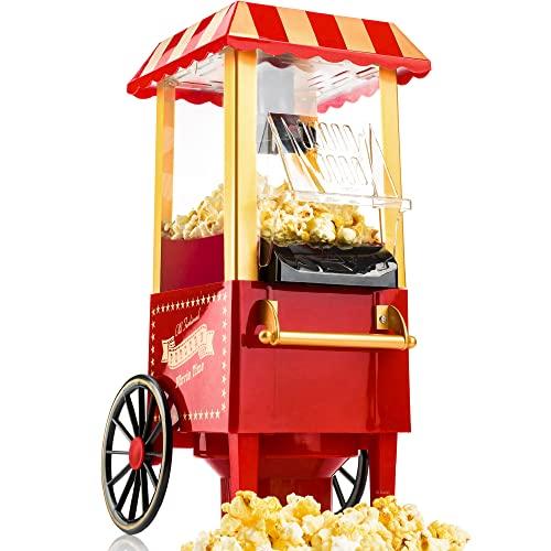 Gadgy Popcorn Maschine | Retro Popcorn Maker