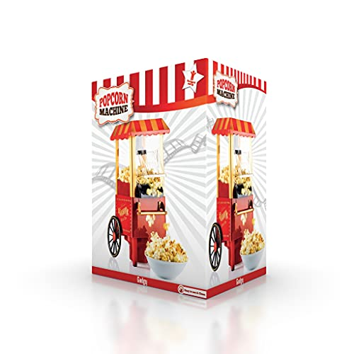 Gadgy Popcorn Maschine | Retro Popcorn Maker - 5