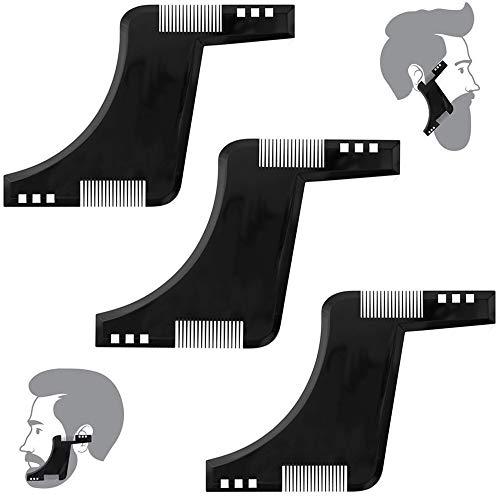 Bartschablone | Das Gadget für einen gepflegten Bart