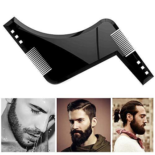 Bartschablone | Das Gadget für einen gepflegten Bart - 5