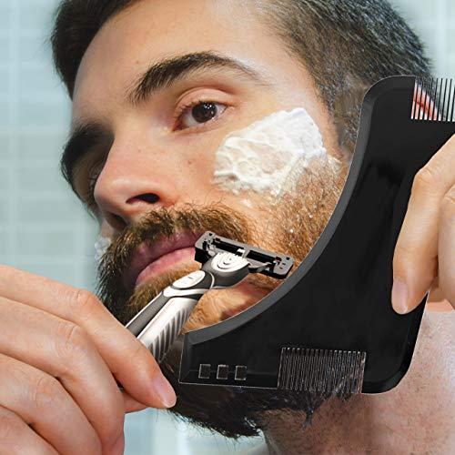 Bartschablone | Das Gadget für einen gepflegten Bart - 6