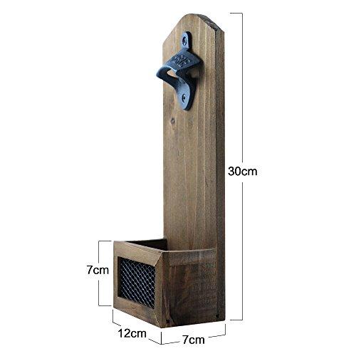 Wandflaschenöffner | Kampf den Kronkorken - 5