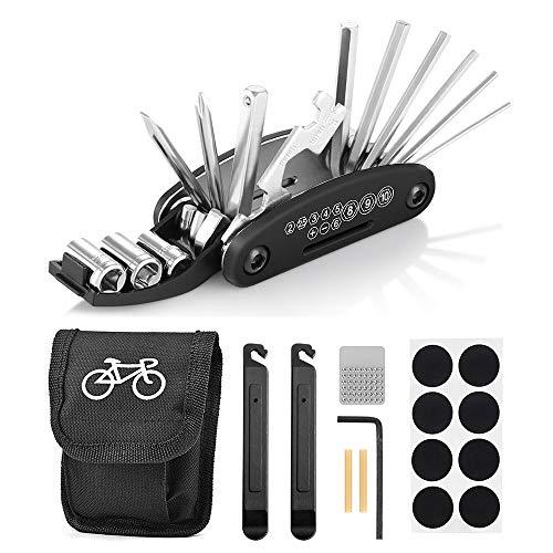 Fahrrad Multitool | Das Gadget für einen glücklichen Drahtesel