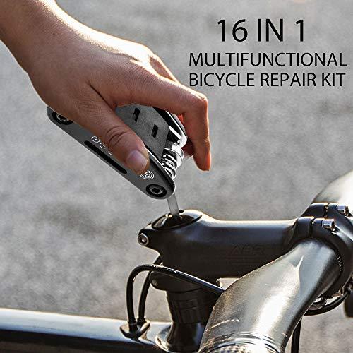 Fahrrad Multitool | Das Gadget für einen glücklichen Drahtesel - 2