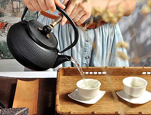 Japanische Teekanne | Gönn dir ne Auszeit! - 6