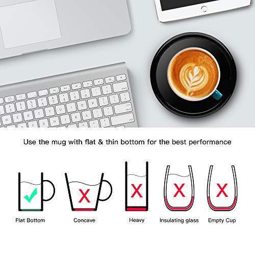 Tassenwärmer   Nie wieder kalter Kaffee - 3