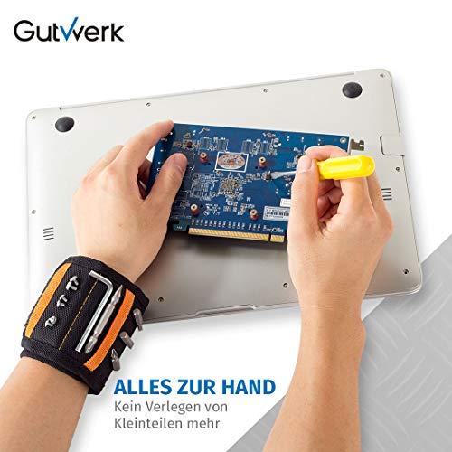 Magnetarmband Handwerker | TOP Gadget für Heimwerker - 3