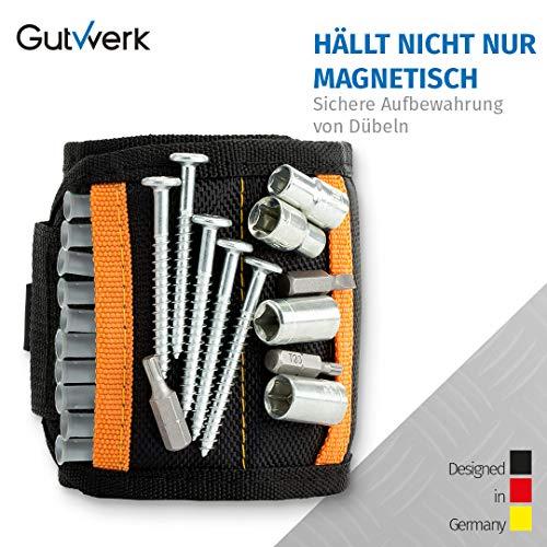 Magnetarmband Handwerker | TOP Gadget für Heimwerker - 6