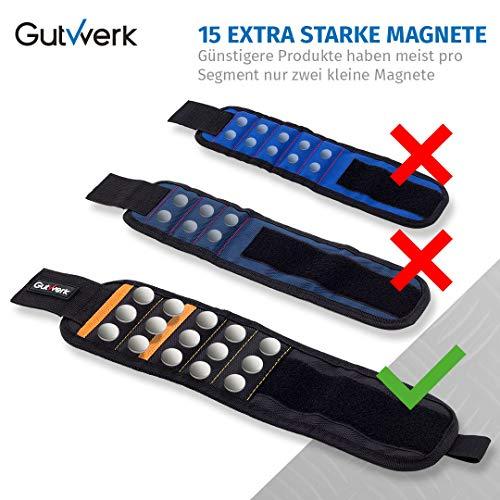 Magnetarmband Handwerker | TOP Gadget für Heimwerker - 8