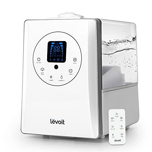 Levoit Luftbefeuchter Test | Bedienung kann auch einfach sein