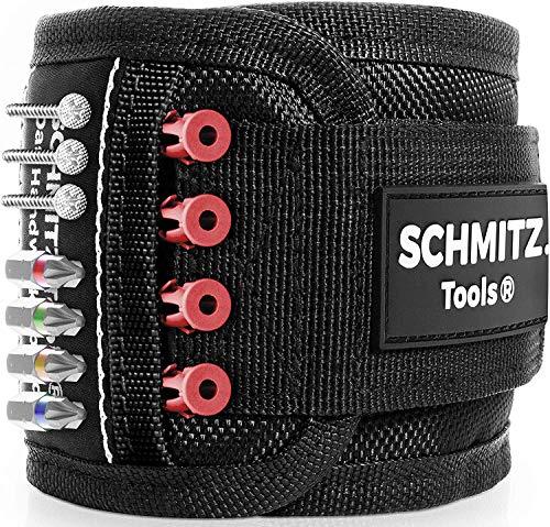 SCHMITZ Tools | Magnetarmband für Handwerker