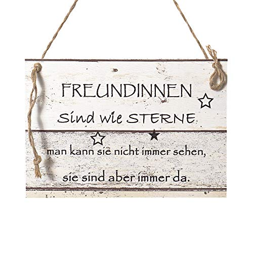 Wanddeko FOR YOU | Holzschild mit Spruch