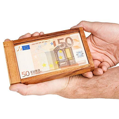Casa Vivente | Magische Geldgeschenkbox mit Trickverschluss - 2