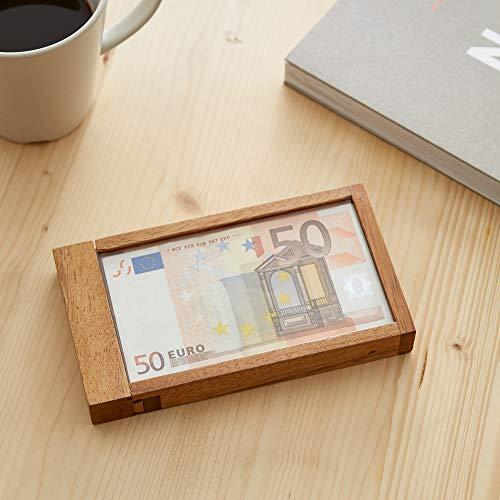 Casa Vivente | Magische Geldgeschenkbox mit Trickverschluss - 3