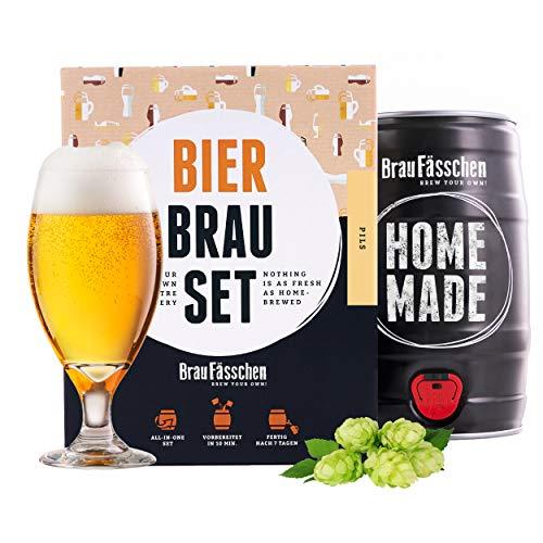 Braufässchen Bierbrauset zum selber brauen │In 7 Tagen zum Genuss