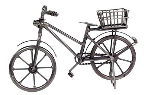 Udo Schmidt | Deko Fahrrad mit Korb