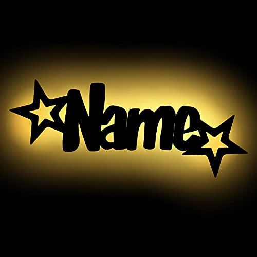 Namofactur | LED Schlummerlicht mit individuellem Namen