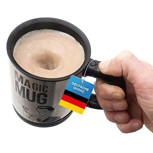 Goods & Gadgets GmbH | Magic Mug selbstrührende Tasse
