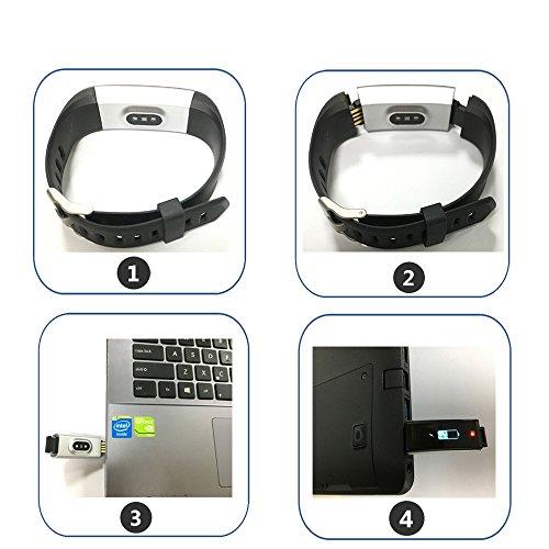 YAMAY Fitness Armband | Wasserdichte Smartwatch & Fitness Tracker - 7