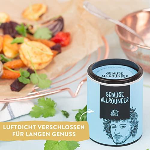 Just Spices Gewürze | 16 Teiliges Set in schöner Holzbox - 2
